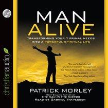 Man Alive (Unabridged, 5 Cds)