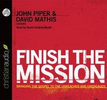Finish the Mission (Unabridged 5cds)