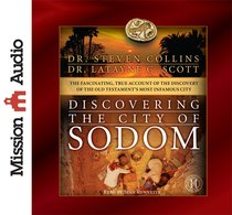 Discovering the City of Sodom (Unabridged, 8 Cds)