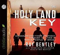 The Holy Land Key (Unabridged, 6cds)