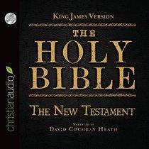 KJV New Testament on CD (Unabridged, 14 Cds)