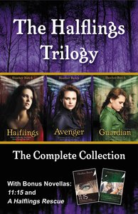 The Halflings Trilogy (Complete Collection) (Halflings Series)