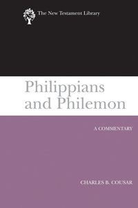 Philippians and Philemon (New Testament Library Series)