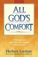 All Gods Comfort (Henderson All Series)