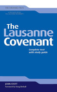 The Lausanne Covenant (The Didasko Files Series)