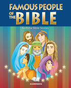 Famous People of the Bible (24 Vol) (Famous People Of The Bible Series)