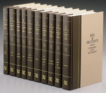 Commentary on the Old Testament (10 Vol Set)