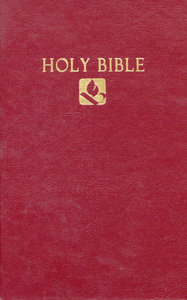 NRSV Pew Bible Burgundy