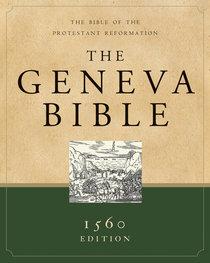Geneva Bible, the 1560 Edition Black