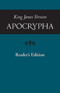 KJV Apocrypha (Readers Edition)
