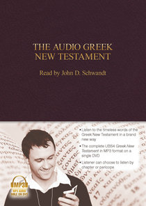 Greek New Testament Ubs4 Audio New Testament