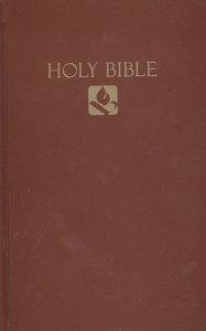 NRSV Pew Bible Brown