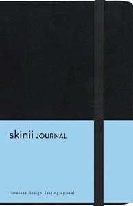 Skinii Journal Compact Black