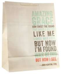 Gift Bag X-Large: Heart and Soul (Incl Tissue Paper & Gift Tag)