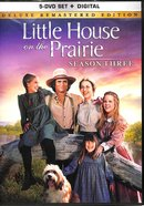 Season 3 (Deluxe Remastered Edition) (#03 in Little House On The Prairie Series)