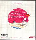 Power and Parables (Preschool Leader Kit) (#10 in The Gospel Project For Kids 2012-15 Series)