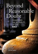 Beyond Reasonable Doubt (Discovery Series Bible Study)
