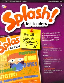 Light: Splash 2015 #03: Jul-Sep Teachers Guide (5-8 Yrs)