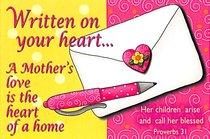 Pio: Written on Your Heart