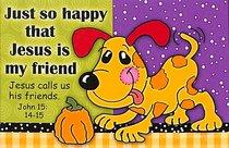 Pio: Just So Happy That Jesus is My Friend