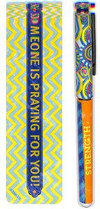 Pen & Bookmark Gift Set: Someone is Praying For You - Colorful