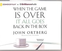 When the Game is Over (Unabridged, Mp3)