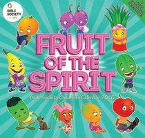 2016 Bible Memory Verse Kids Calendar, Fruit of the Spirit