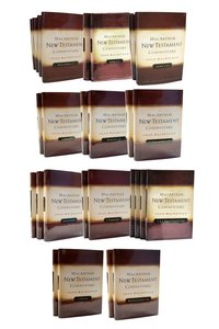 Buy complete new testament commentary set 33 vols macarthur new complete new testament commentary set 33 vols macarthur new testament commentary series fandeluxe Choice Image