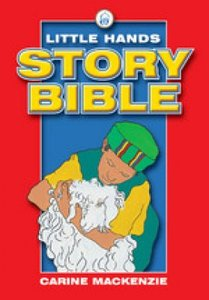 Little Hands Colouring Book #02 (#02 in Little Hands Story Bible Series)
