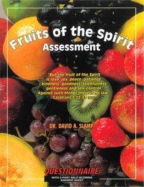 Fruit of the Spirit Survey
