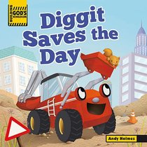 Building Gods Kingdom: Diggit Saves the Day