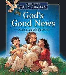 Gods Good News Bible Storybook