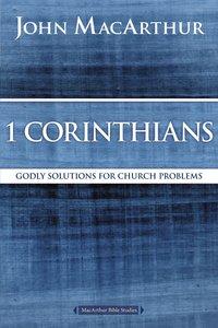 1 Corinthians (Macarthur Bible Study Series)