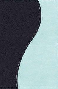 NKJV Ultraslim Bible Sea Blue/Sea Foam (Red Letter Edition)