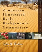 1 & 2 Kings, 1 & 2 Chronicles, Ezra, Nehemiah, Esther (Zondervan Illustrated Bible Backgrounds Commentary Series)