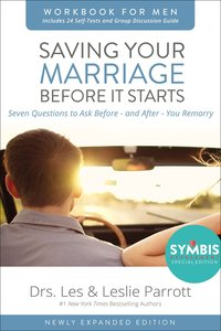 Saving Your Marriage Before It Starts (Workbook For Men -)