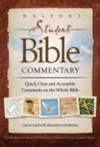 Nelsons Student Bible Commentary