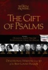 NKJV Word of Promise Gift of Psalms (Cd + Book)