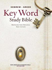 NASB Hebrew-Greek Key Word Study Bible (New Edition)