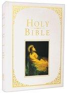 KJV Holman Family Bible White Bonded Leather Over Hardback