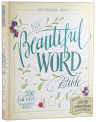 NIV Beautiful Word Bible (Black Letter Edition)