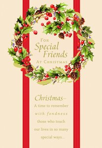 Christmas Boxed Cards: For Special Friends At Christmas (Ephesians 5:2 Niv)