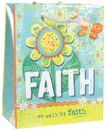 Gift Bag Medium: Faith, Matching Tissue Paper