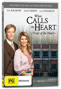 When Calls the Heart #08: Trials of the Heart