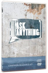 Ask Anything DVD (Campaign Resource Kit)