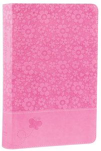 NIRV Adventure Bible For Early Readers Hot Pink