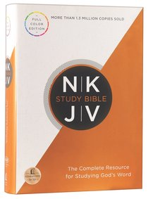 NKJV Study Bible (Full-color Edition)
