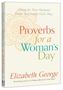 Proverbs For a Womans Day