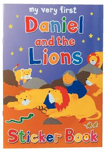 My Very First Daniel and the Lions Sticker Book (My Very First Sticker Book Series)