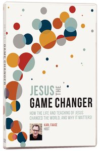Buy jesus the game changer 2 dvds by karl faaseeric metaxas jesus the game changer 2 dvds fandeluxe Gallery